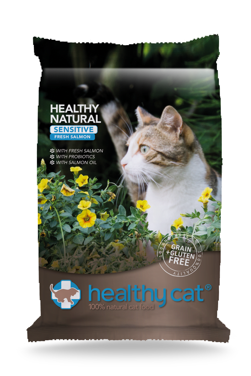 Healthy Cat Sensitive Salmon