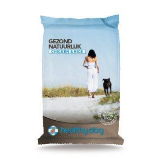 Healthy Dog Chicken & Rice